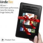 #CyberMonday Deal: Kindle Fire for $129!
