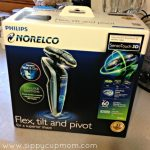 Holiday Gift Idea for Dad: Philips Norelco SensoTouch 3D Electric Razor {Print this Coupon!}
