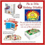 GummyLump's Holiday Wish List Pin to Win Contest