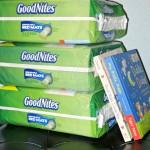 GoodNites Disposable Bed Mats! #HuggiesWalmart #CBias #SocialFabric