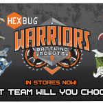 HEXBUG Warrior Battling Robot {Review}