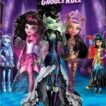 #CouchCritics Monster High Ghouls Rule Slumber Party #CBias #SocialFabric