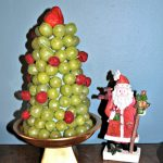 DIY Fruit Christmas Tree