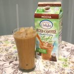 International Delight Light Iced Coffee NEW Light Version! #LightIcedCoffee #SocialFabric #CBias