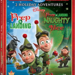 DVD Review: Prep & Landing: Totally Tinsel Collection