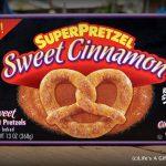 Review: SUPERPRETZEL Sweet Cinnamon Pretzels