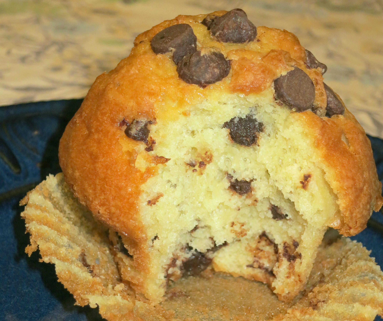 Starbucks Verona & Chocolate Chip Muffins # ...