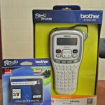 Organizing Your House with the Brother P-Touch Labeler