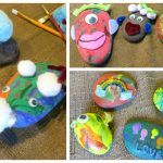 Make It Pretty Wednesdays: Painted Rock Pets!