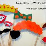 Make It Pretty Wednesdays: Photo Props!
