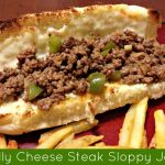 Recipe: Philly Cheese Steak Sloppy Joes