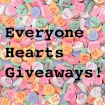 "Everyone ""Hearts"" Giveaways: 17 Prizes, 17 Winners!"