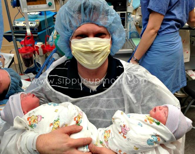 Birth Story - Daddy