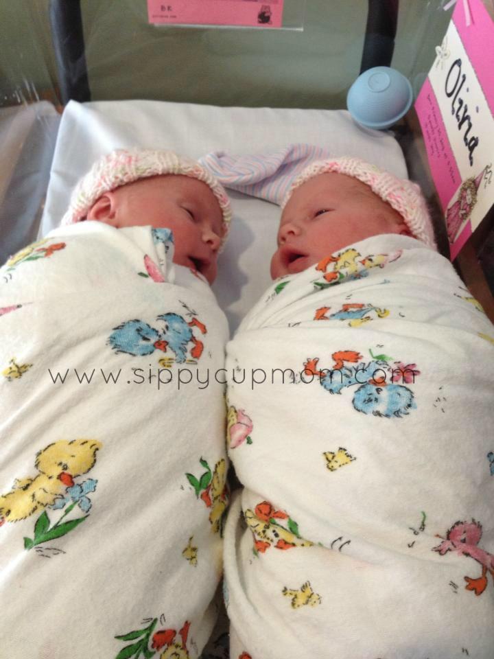 Birth Story - Twins