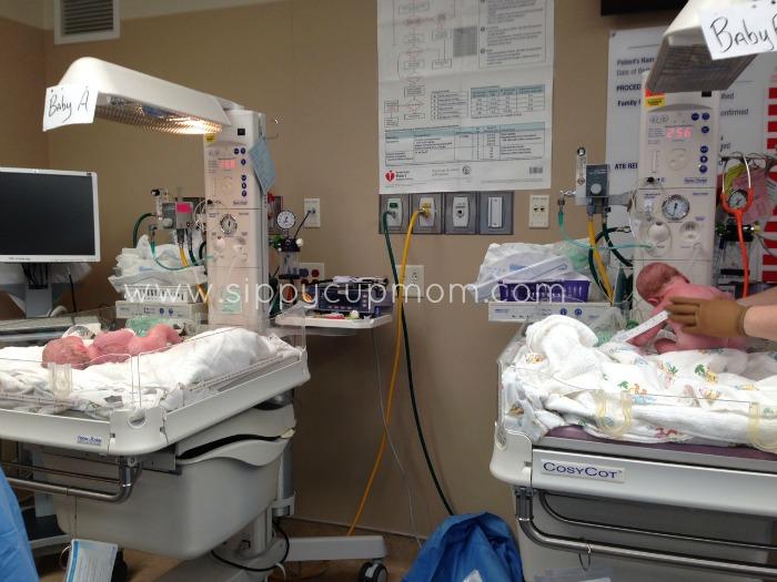Birth Story - Warmers
