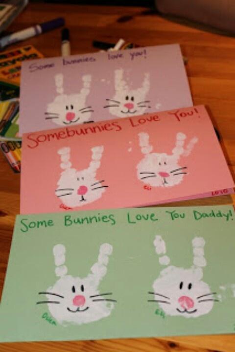 Bunny Hands