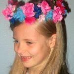 Make It Pretty Wednesdays: Flower Girl Halos