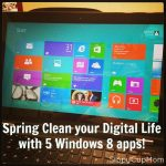 Organize Your Digital Life With These Windows 8 Apps!