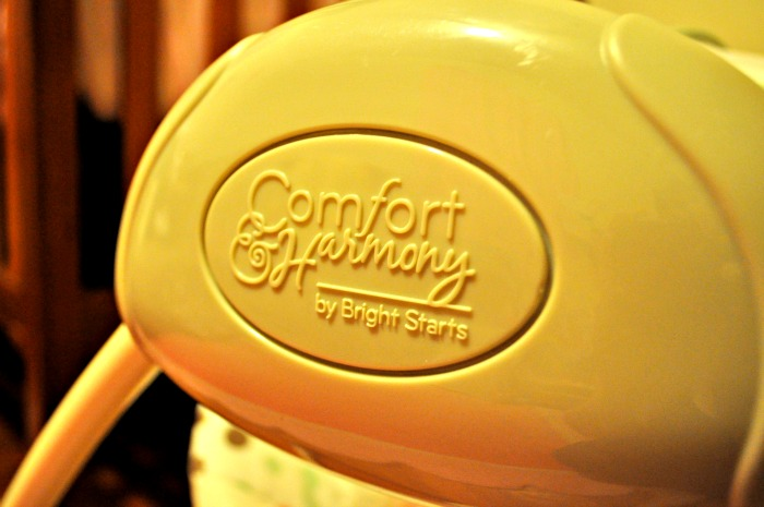 Comfort & Harmony Swing in Sandstone Fashion Logo