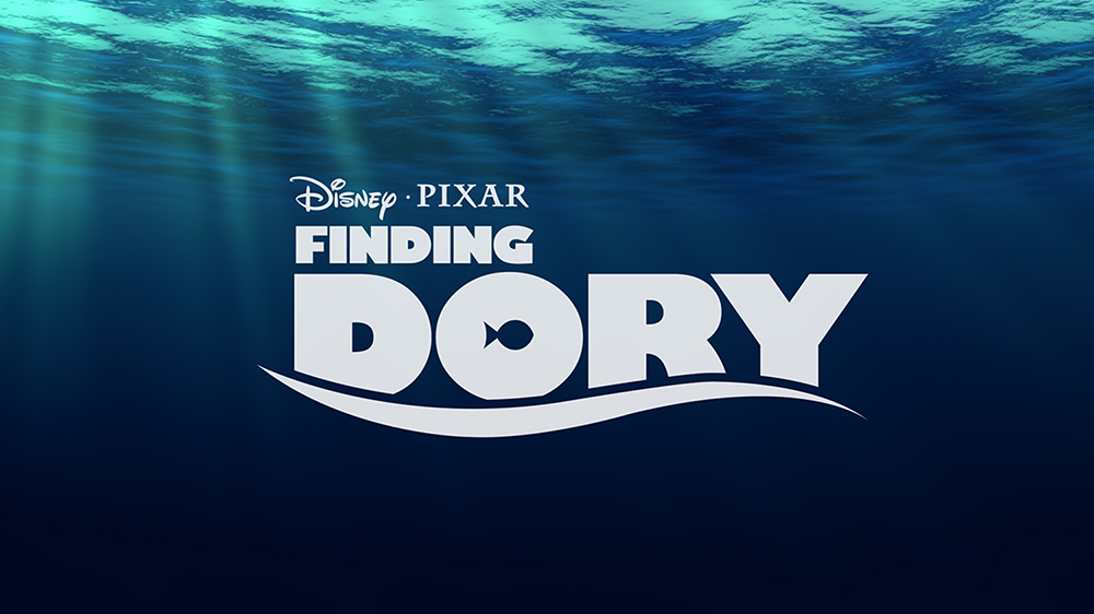 Finding Dory in theaters November 25, 2015!