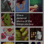 """Share your Shopping Finds with your Friends with the """"Finds"""" App!"""