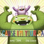 """Because I'm Your Dad"" Father's Day Book {Giveaway}"