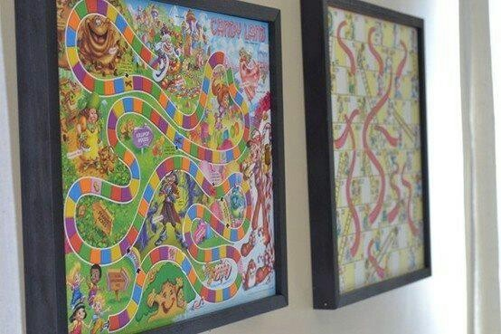 Framed Board Games