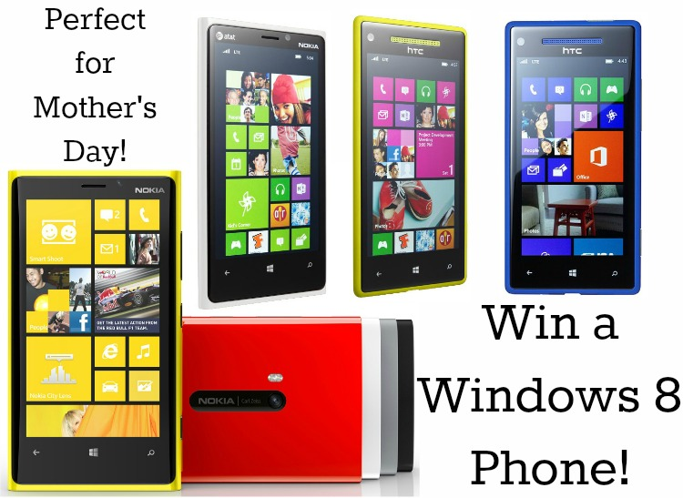 Win a Windows 8 Phone
