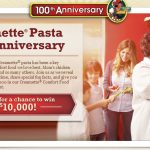 Celebrating 100 Years of Comforting Dishes with Creamette Pasta {Giveaway & Contest!}