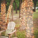 Decorating Your Backyard with Christmas Lights