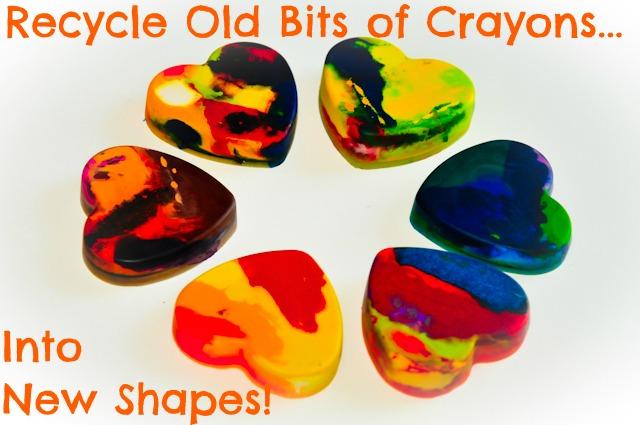 DIY Crayons