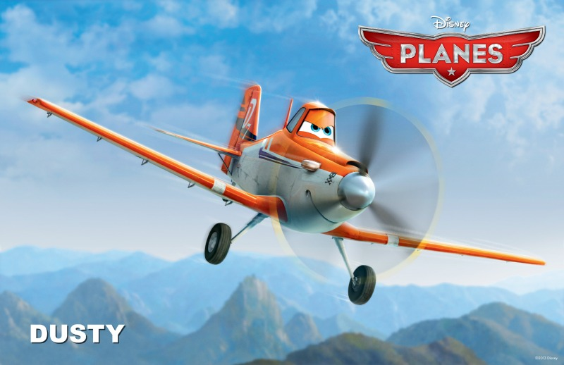 Dusty from Planes