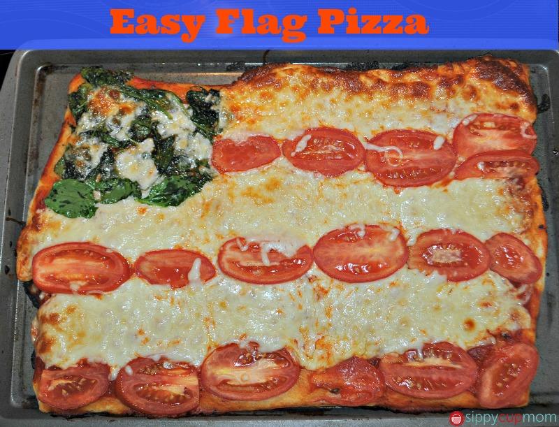 Flag Pizza