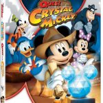Join Mickey and the Gang on the Quest for the Crystal Mickey! {DVD Review}