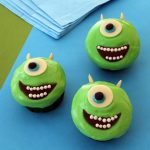 Celebrate Monsters University with Cake and Cupcakes! #MonstersUPremiere