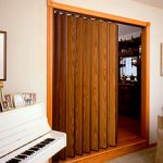 Accordion Doors For Our Basement