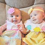 Twins Update: 4 Months Old