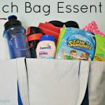 Our Beach Bag Essentials + Huggies Little Swimmers Coupon