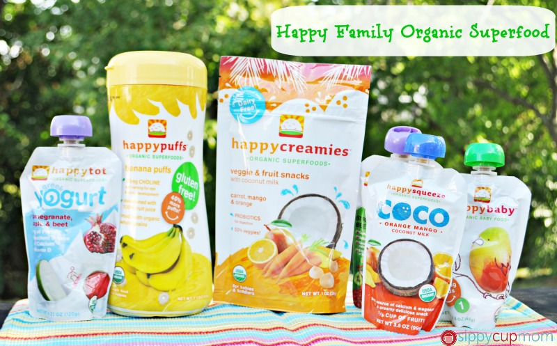 Happy Family Organic Superfood