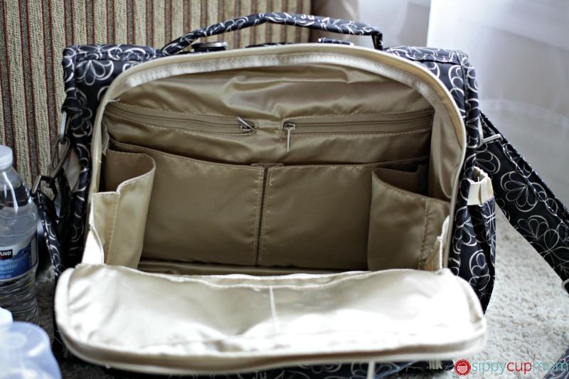 Ju-Ju-Be Bag Front Open