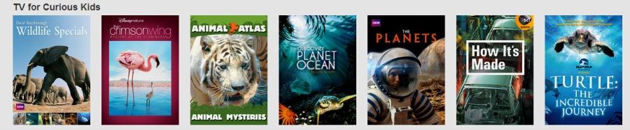 Netflix Curious Kids