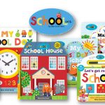 Get Ready for School with The Schoolies! {Giveaway} #Schoolies