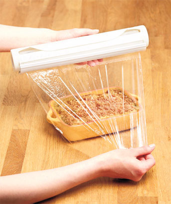 Kitchen Wrap Dispensers