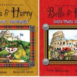The Adventures of Bella and Harry Book Series { 5 Books Giveaway}