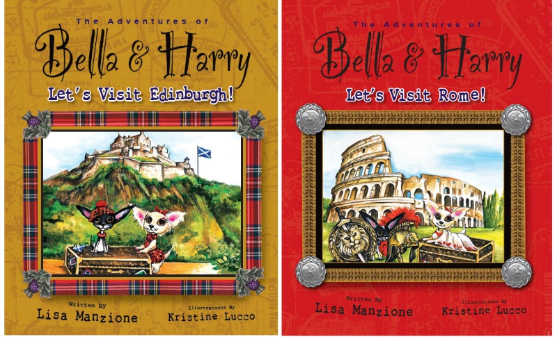 Bell and Harry Books