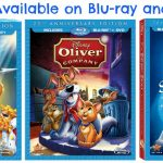 The Sword in the Stone, Robin Hood & Oliver and Company Now On Blu-Ray!