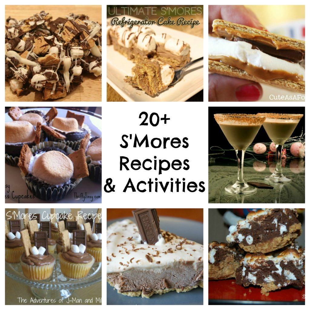 S'mores Recipes and Activities