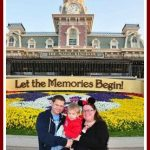 Memories at Walt Disney World