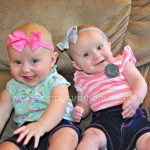 Twins Update: 6 Months Old