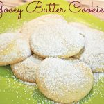 Gooey Butter Cookies Recipe